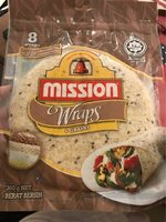 Wraps 6 grains - Produit - fr
