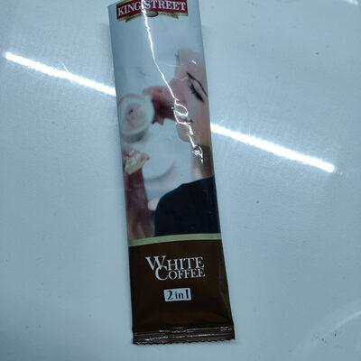 White Coffee 2 in 1 - 产品 - en