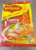 2 Minute Noodles Curry Flavour - Product