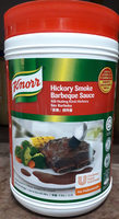 Hickory Smoke Barbeque Sauce - Product - en