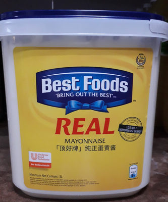 Real Mayonnaise - Product - en