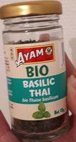 Basilic Thai - Product