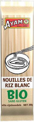 Nouilles de riz blanc Bio Ayam™ - Product