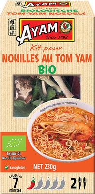 Kit pour nouilles au Tom yam bio Ayam™ - Product - fr