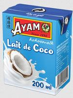 Lait de Coco Ayam™ - Produit