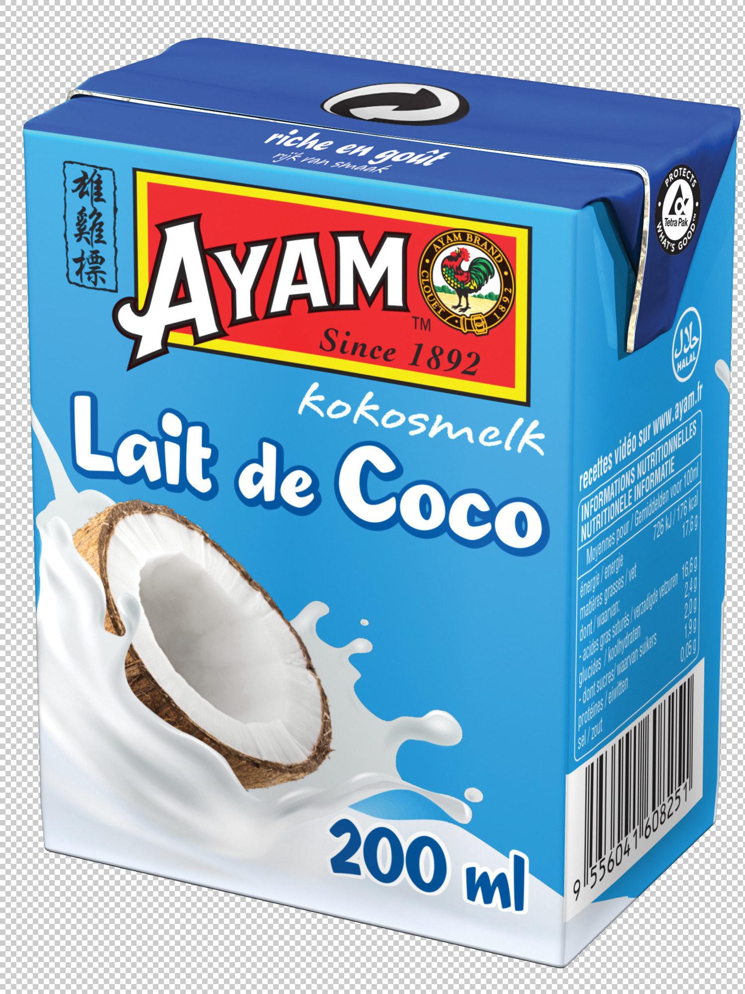Lait de Coco Ayam™ - Product