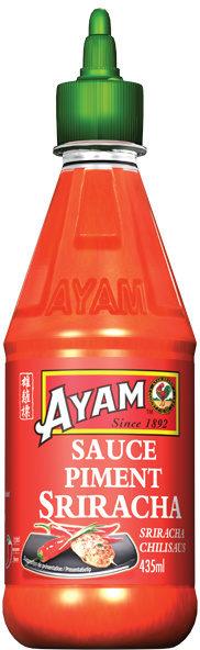 Sauce Piment Sriracha ';hot'; Ayam™ - Product - fr