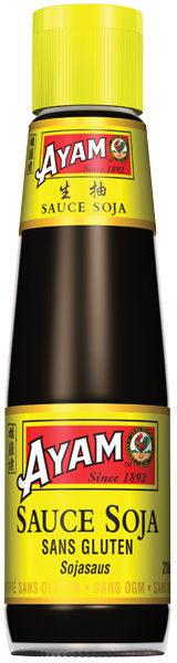 Sauce soja Ayam™ - Producto