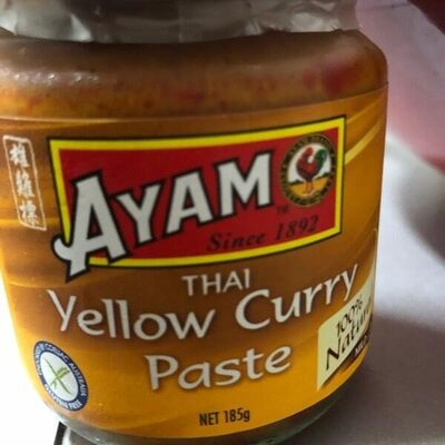 Thai yellow curry - Product