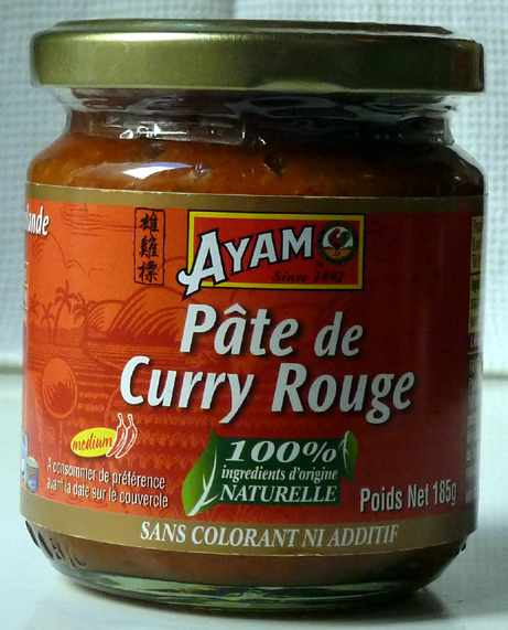 p 226 te de curry ayam 185 g