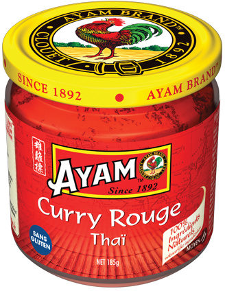 Curry rouge thaï - Product