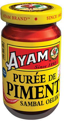 Purée de piment Ayam™ - Product - fr