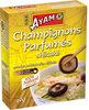 Champignons parfumés Ayam™ - Prodotto