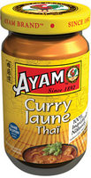 Pate de curry jaune thai - Product - fr