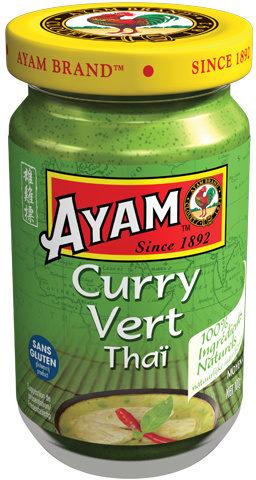 Pâte de curry vert Ayam™ - Product