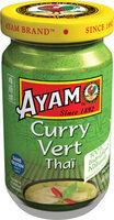 Pâte de curry vert thaï - Produit - fr