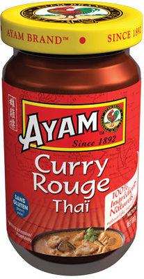 Pâte de curry rouge Ayam™ - Product