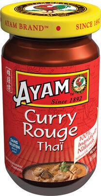 Pâte de curry rouge - 製品 - fr