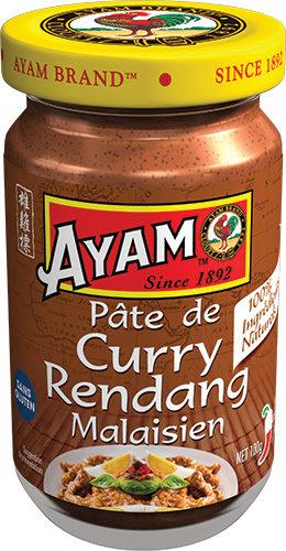 Pâte de Curry Rendang Ayam™ - Product - fr