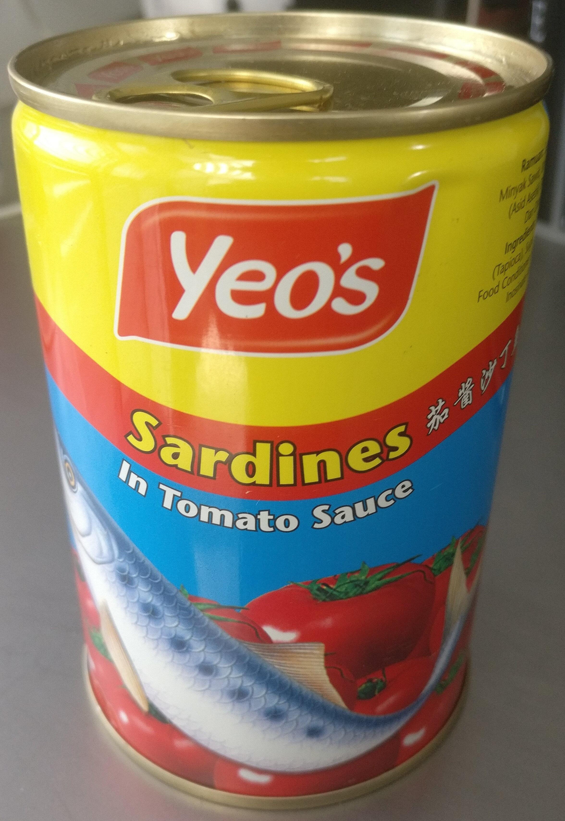 Sardines in Tomato Sauce - Product