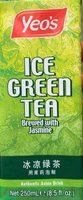 Ice Green Tea Brewed with Jasmine - Produit - fr