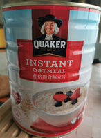 instant oatmeal - Produit - ja