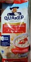 Quaker Instant Oatmeal - Produit - en