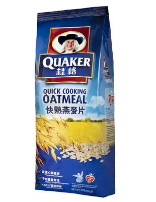 Quaker Quick Cooking Oatmeal - 2