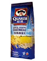 Quaker Quick Cooking Oatmeal - 成分 - zh