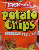 Jack and Jill potato chips bbq - Product
