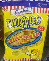 Twiggies Cream Dream Vanilla - Produit - en