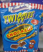 Twiggies Choc-A-Lot Chocolate - Produit - en