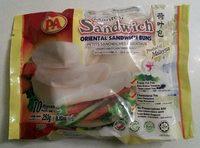 Mantou Sandwich - Product - fr