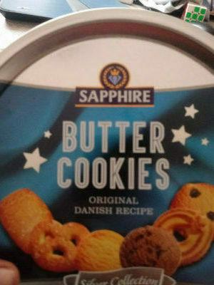 Butter Cookies - Product - en