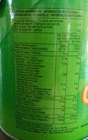 Mr. potato Sour Cream & Onion - Informations nutritionnelles - en