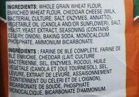 goldfish - Ingredients - en
