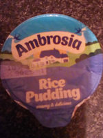 Ambrosia rice pudding - Product - en
