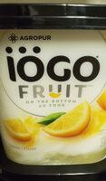 Iogo fruit lemon - Product