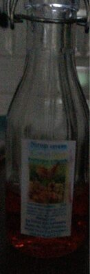 Sirop saveur coquelicot - Product - fr