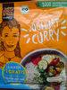 Vegetarisches Joghurtcurry (kostenlose Probepackung) - Product
