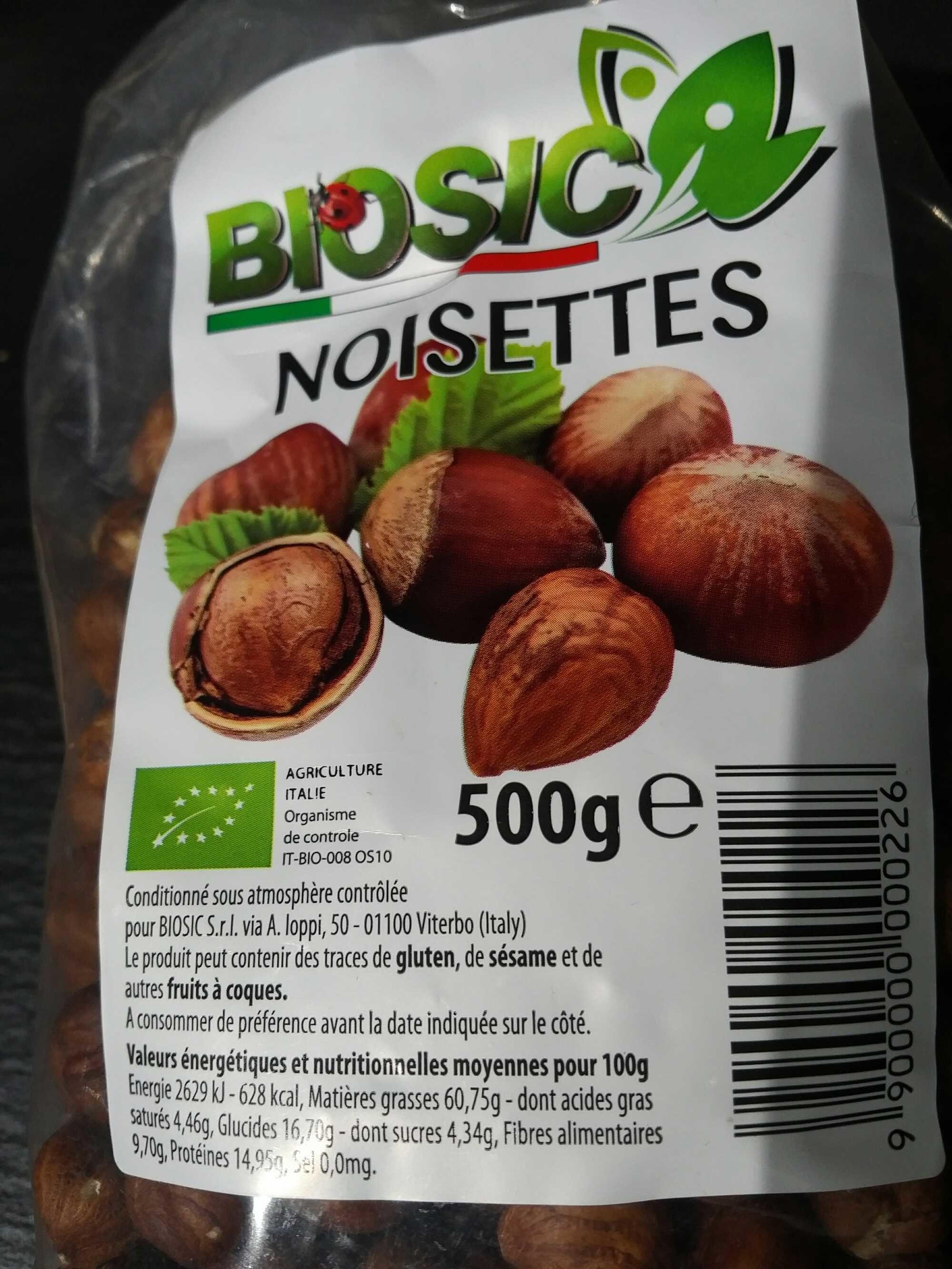 Noisettes - Product - fr