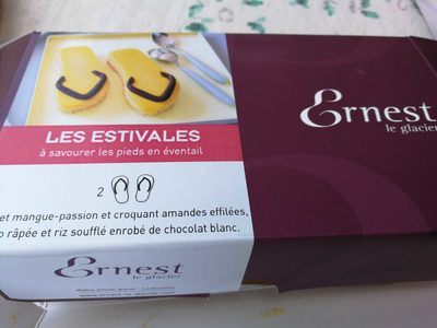 Les Estivales Mangue Passion - Product