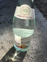 Lemon raspberry italian sparkling mineral water - Product - en
