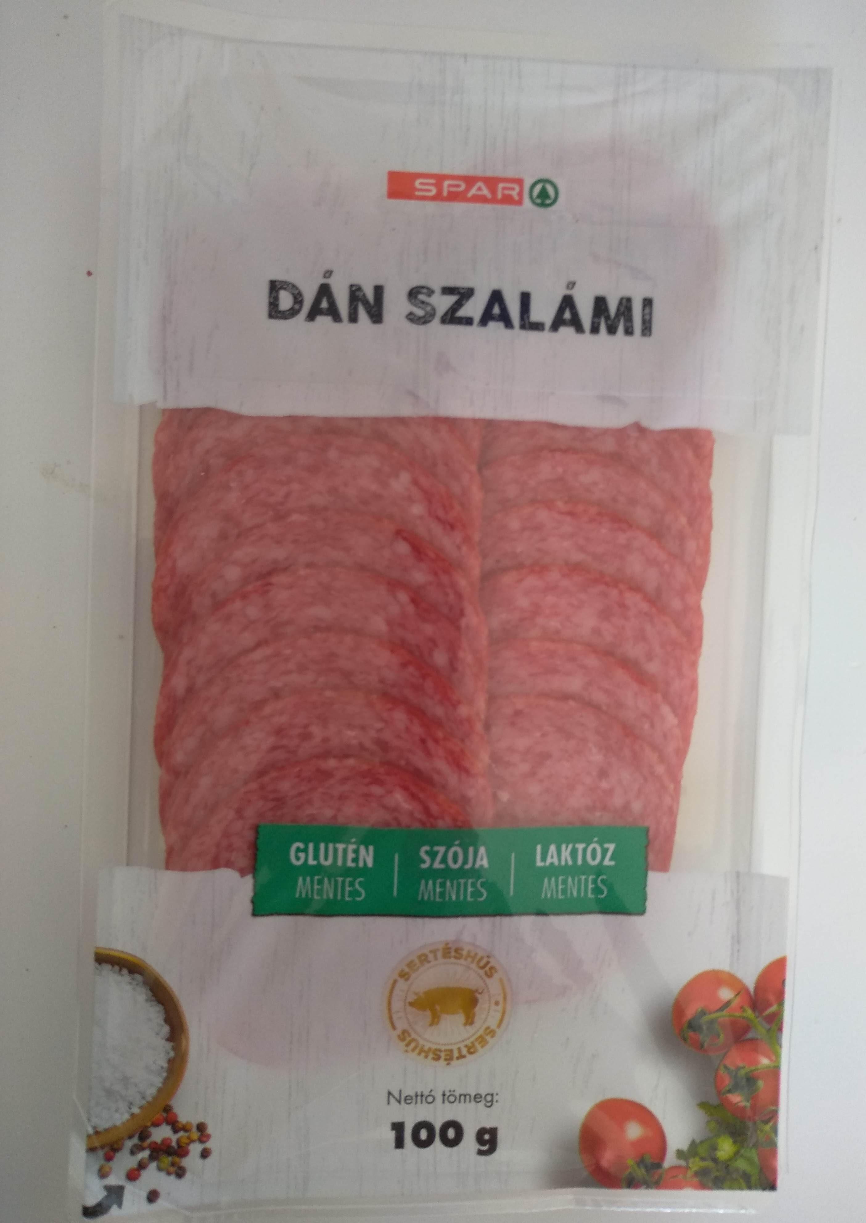 Dán  szalámi - Produit - hu