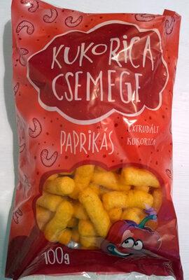 Paprikás Kukorica csemege - Produit