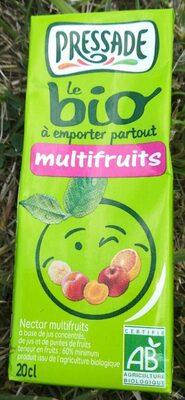 Multifruits bio - Product - fr